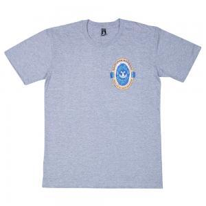 Quality Hairyman T-Shirt with Colour Logo