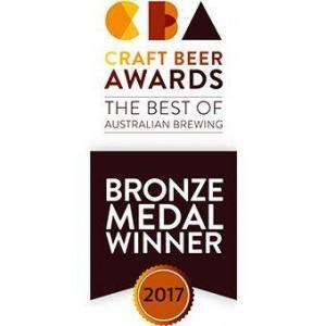 Bronze craft award