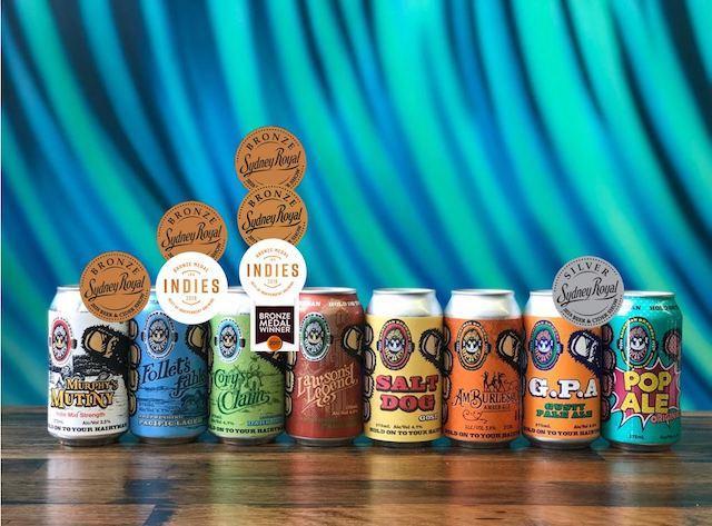 Hairyman brewery sydney wholesale