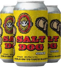 Hairyman Salt Dog Cans