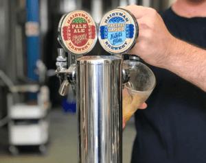 Hairyman brewery sydney