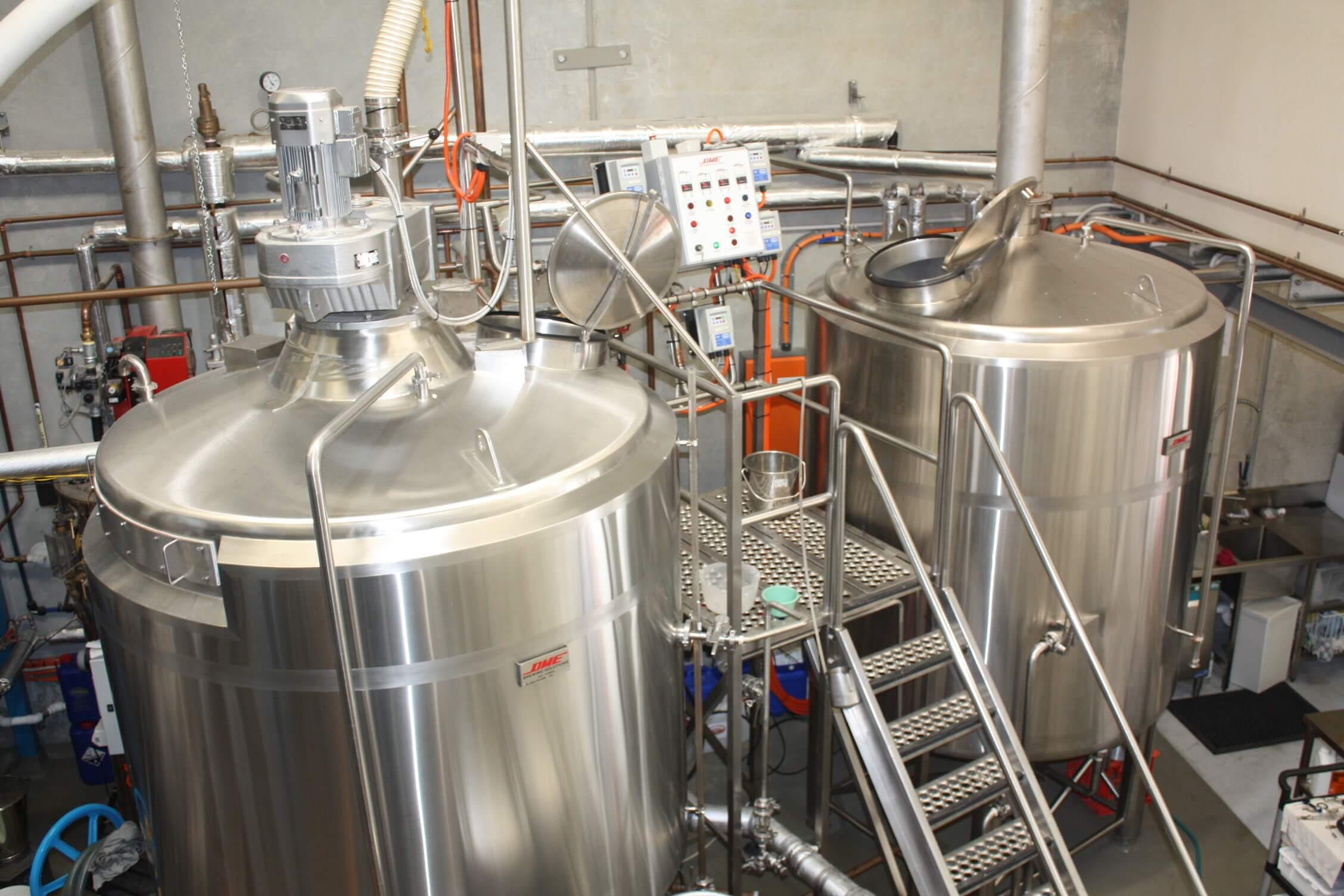 contract brewing Hairyman brewery sydney