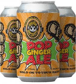Buy online Hairyman Brewery Pop Ale Ginger