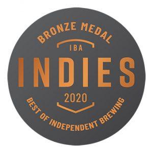 IBA Indies 2020 Medals Mixed Bronze web